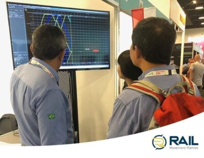 Rail Movement Planner-AusRAIL PLUS 2019