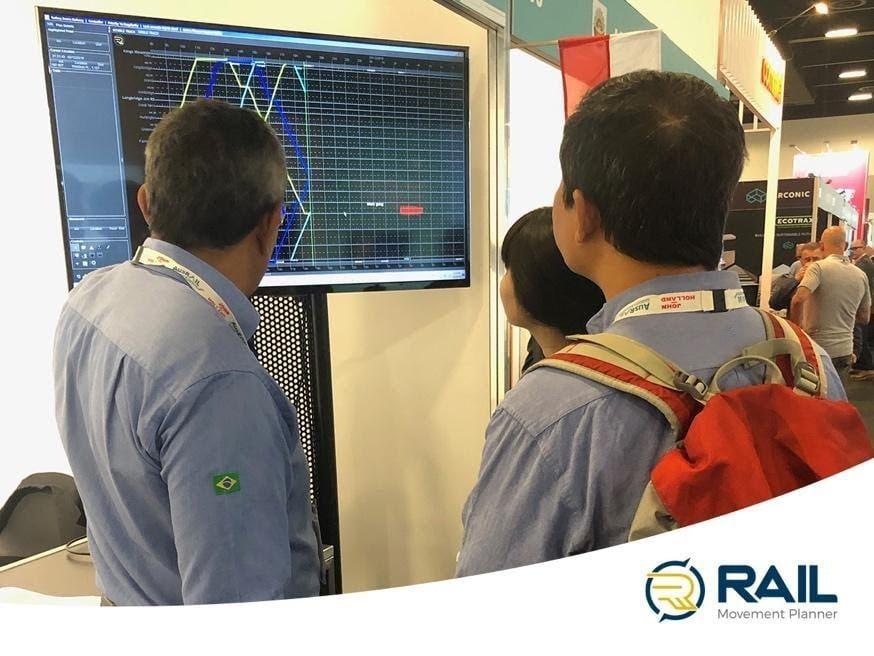 Rail Movement Planner™ being showcased at AusRAIL PLUS 2019