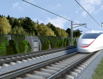 Rail Baltica Selects Electrification Partner for 870km High-Speed Line