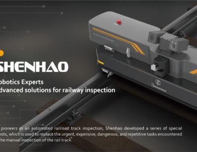 Shenhao Technology Railway Inspection Robot