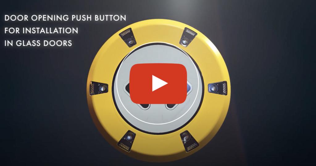 TSL-ESCHA PK52 Door Opening Push Button 03