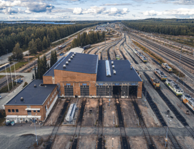 VR FleetCare's First Contract from Norway – Modernisation of Eight Couchette Coaches