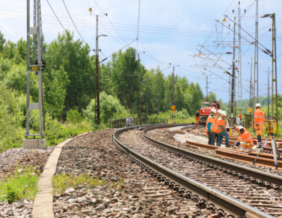 ZÖLLNER: We Design Your Track Safety Solutions
