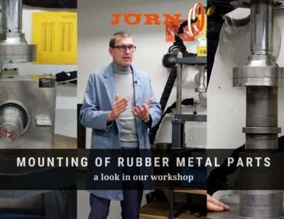 Jörn – Mounting of Rubber Metal Parts