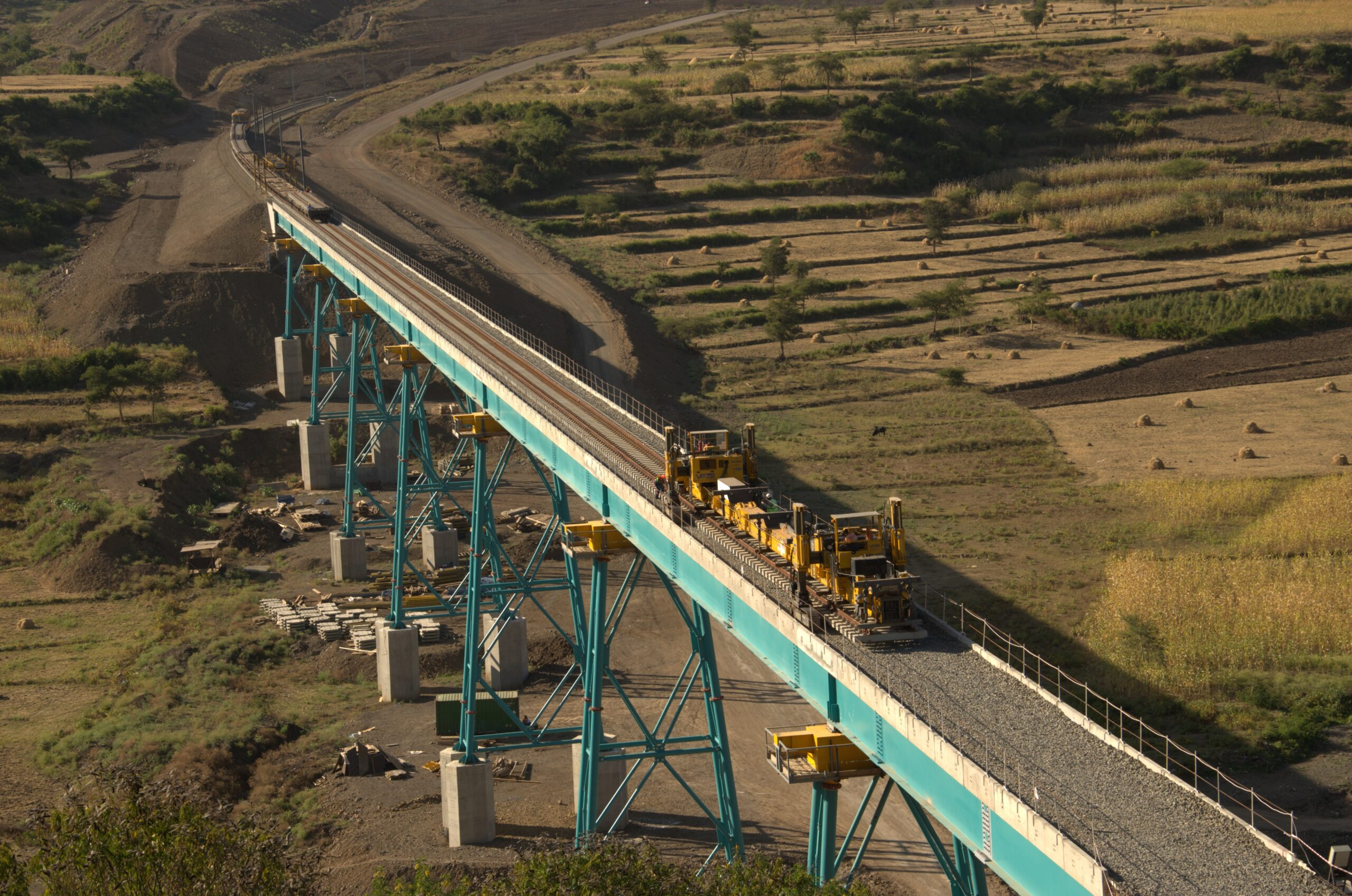 Awash - Kombolcha - Hara Gebaya Railway Line