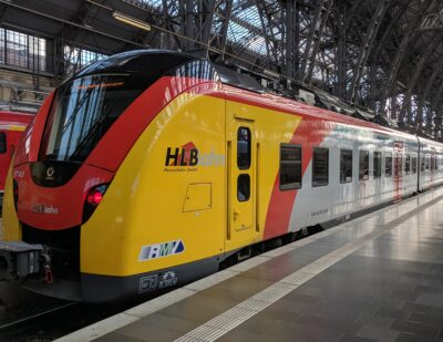 Alstom Receives Order for 32 Coradia Continental Regional Trains from Hessische Landesbahn