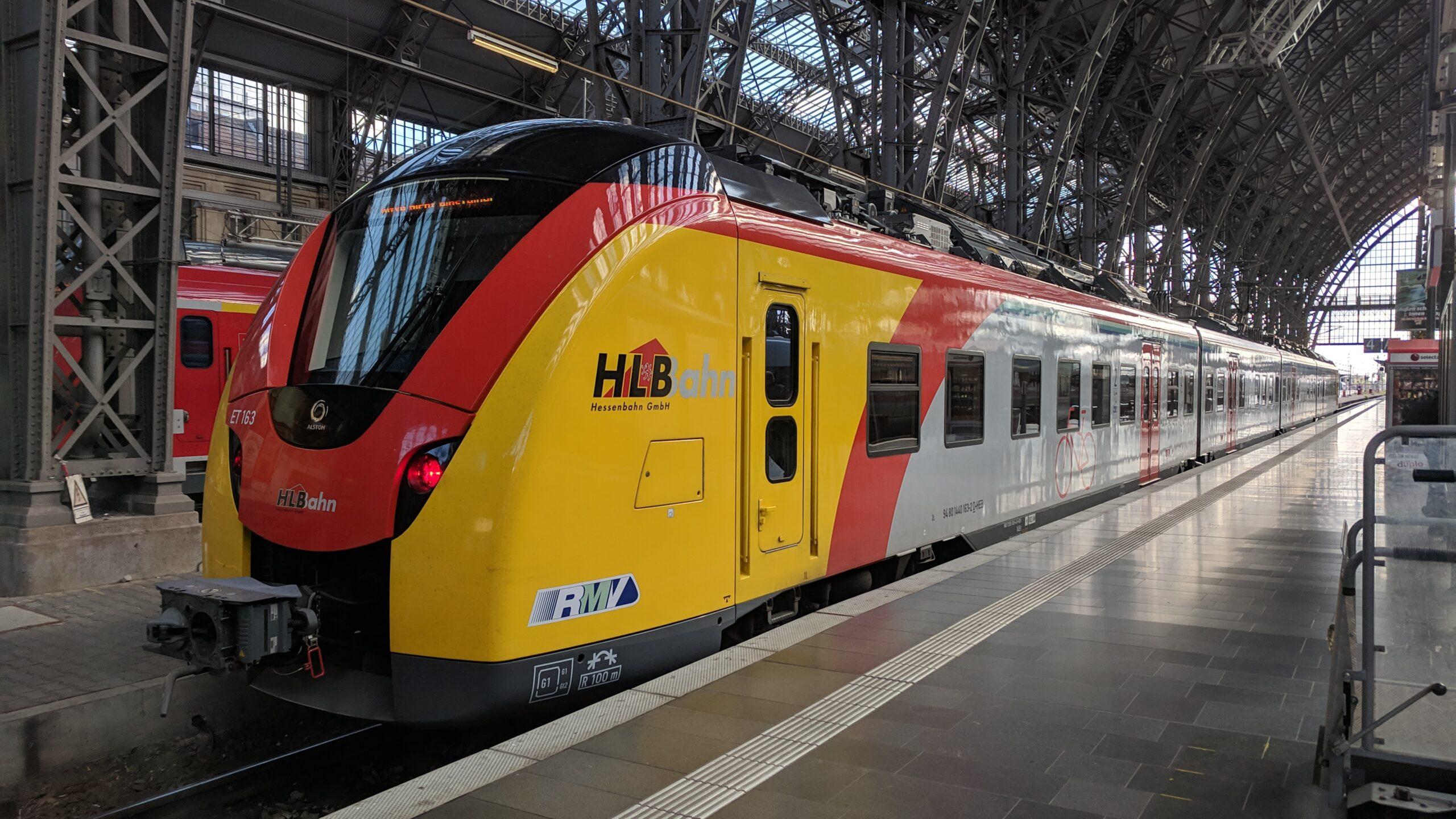 Alstom Coradia Continental for Hessische Landesbahn (HLB)