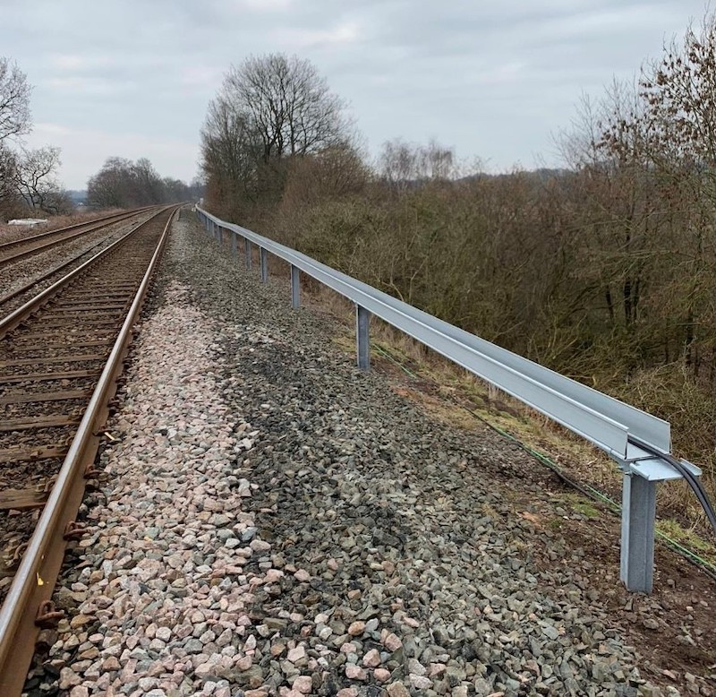 Elevated Troughing with ARCOsystem