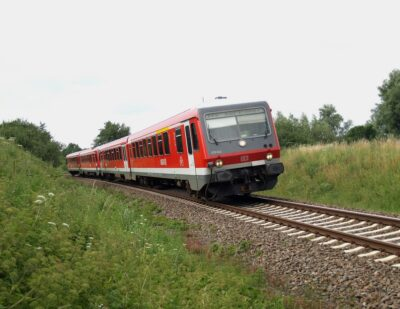 DB Engineering & Consulting Wins Contract for Bad Kleinen Curve