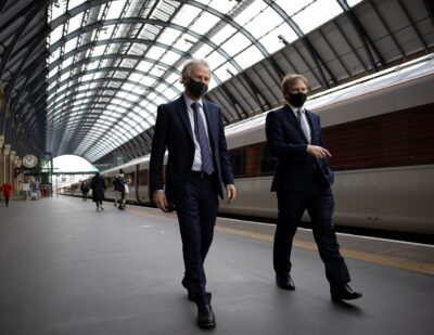 In Depth: The Government's Plans to Reform Britain's Railways