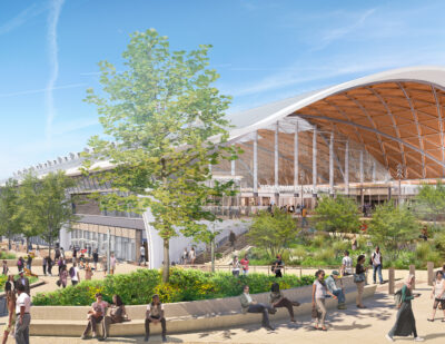 Mace and Dragados Wins HS2 Birmingham Curzon Street Station Contract