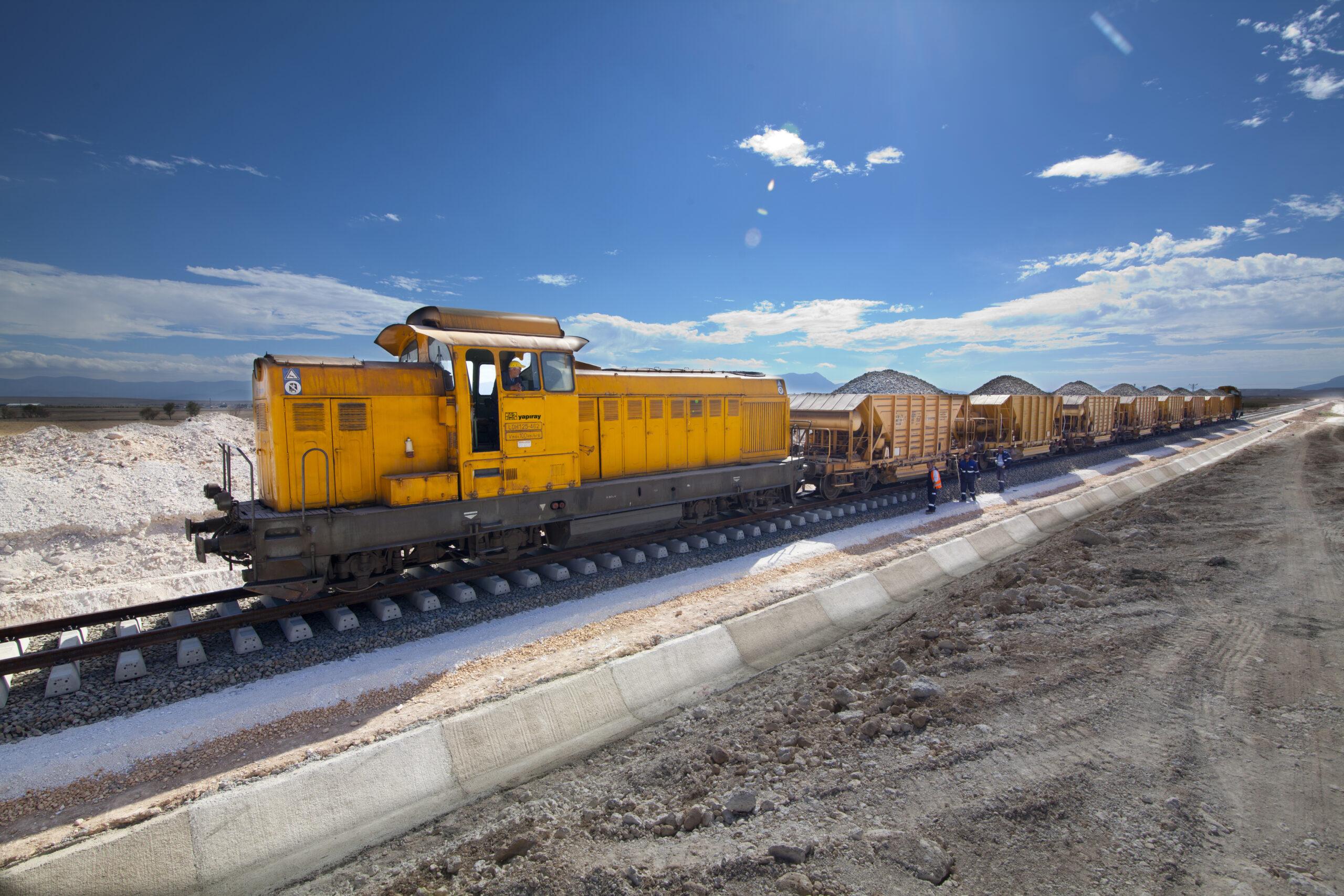 Irmak - Karabük - Zonguldak Railway Rehabilitation Project