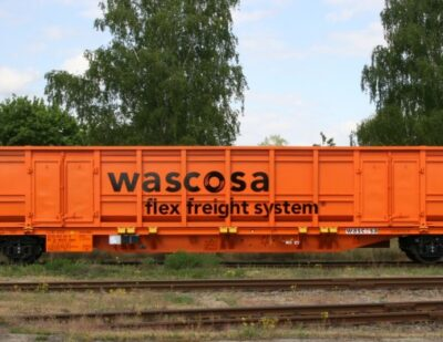 KfW IPEX-Bank Finances Investments in Freight Wagons for Wascosa