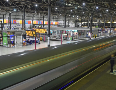 UK Rail to Extend Timetables as Travel Restrictions Ease