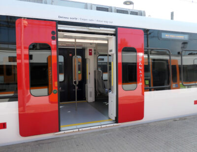 Masats to Supply the Doors for Stadler Trains in Catalonia