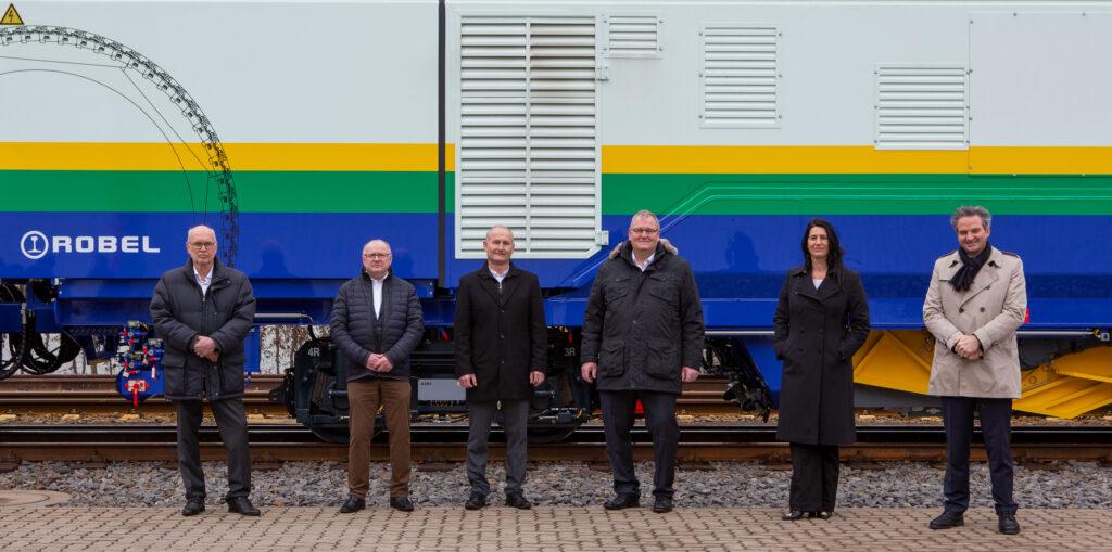 Robel Rail Treatment Schweerbau International