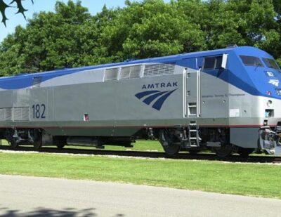 Reidler | Amtrak 182