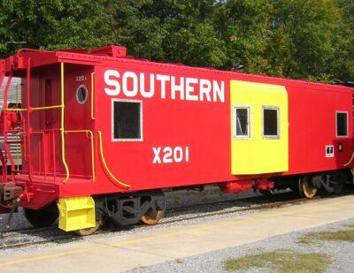 Reidler | Southern Railway x201