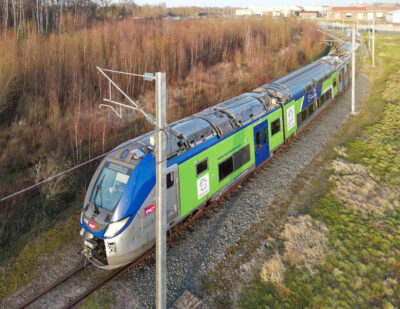 France Takes Step Closer to Fully Autonomous Train Travel