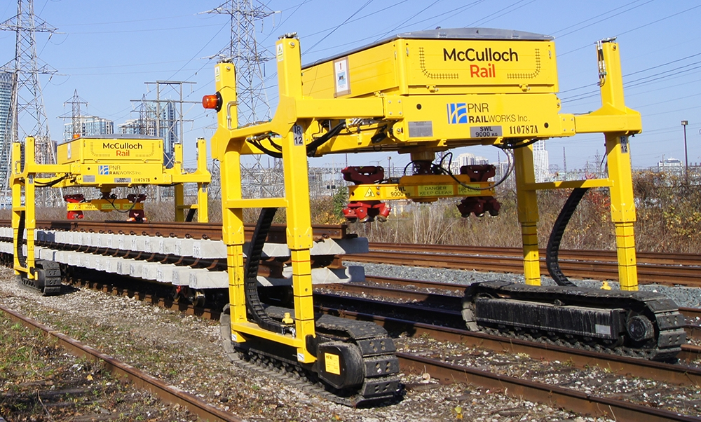 Transforming Maintenance and Track Construction