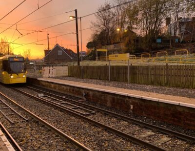 Manchester's Metrolink Tops One Hundred Million Kilometres