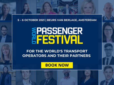 World Passenger Festival Will Be Live in October!