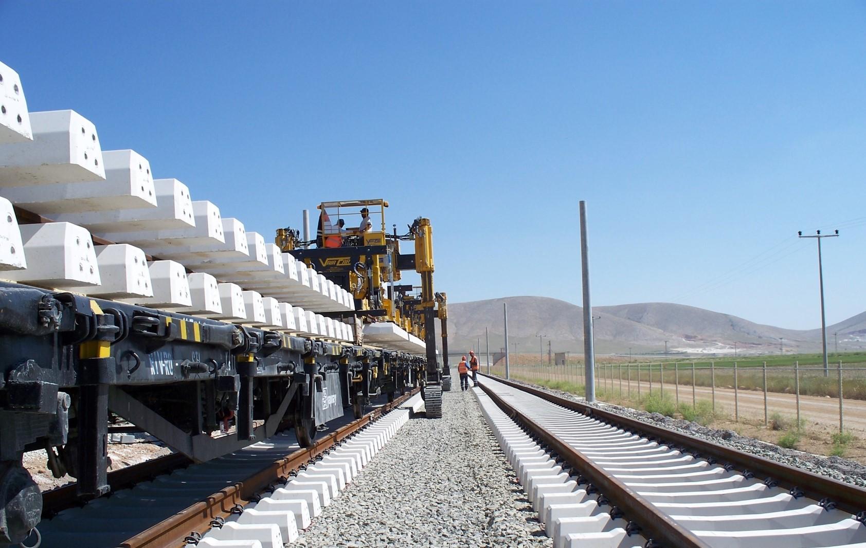 Ankara - Konya High Speed Railway Line