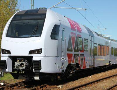 Deutsche Bahn and Stadler Sign Agreement to Develop Digital Twin