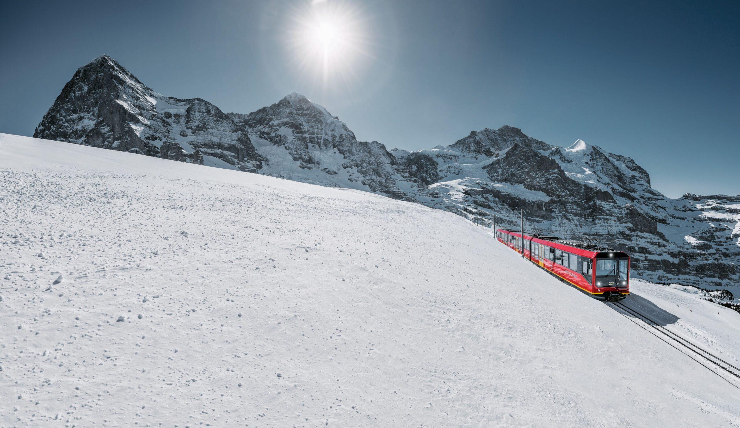 onway ag Integrated Communication Platform for Jungfrau Railways