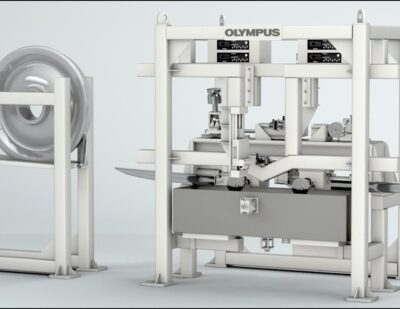 Olympus – Wheel Inspection System