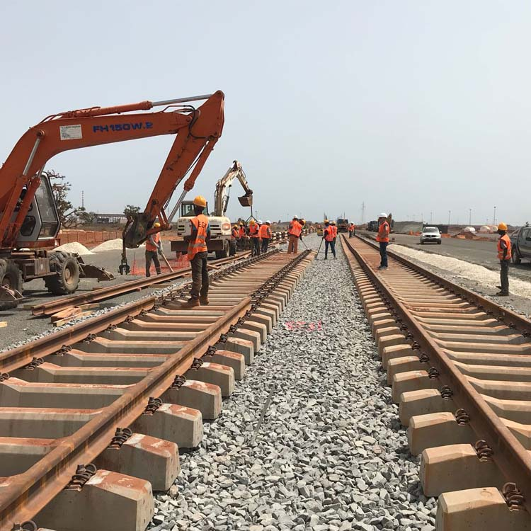 Ter Dakar M1 Railway Project