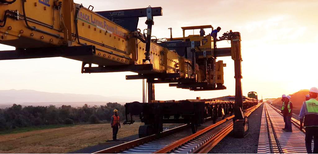 Yerköy-Sivas High Speed Railway Line