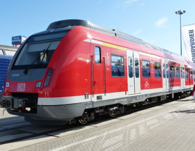 Alstom to Equip Stuttgart S-Bahn with ETCS and ATO Technology