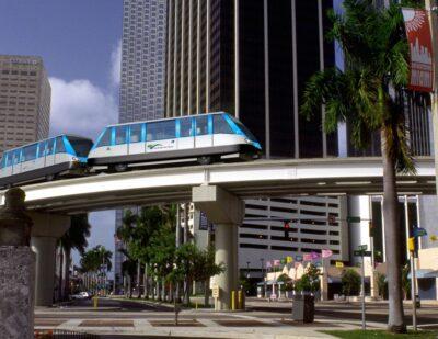 Alstom to Upgrade Miami's Metromover APM System