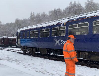 Assenta Rail Class 156 Fleet Corrosion Repairs 2