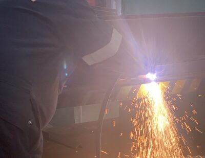 Assenta Rail Class 156 Fleet Corrosion Repairs 5