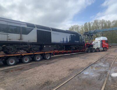 Assenta Rail Class 43 and HST Derailment Repairs 4