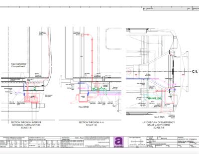 Assenta Rail Emergency Brake Plan