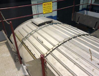 Assenta Rail Mk.3 Roof Tank Repairs