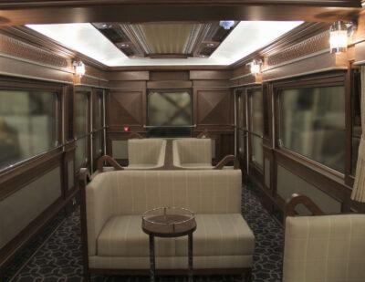 Assenta Rail Train Interiors