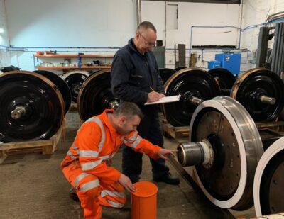 Assenta Rail Wheelset Changes
