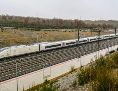 Talgo Avril Exceeds 360km/h in Testing