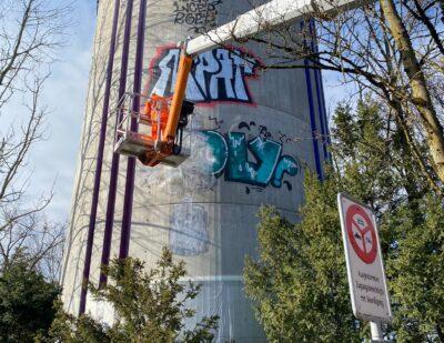 Successful Graffiti Removal and Prevention