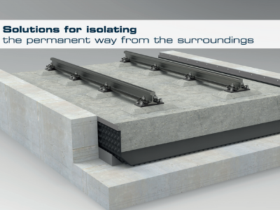 Solutions for Isolating the Permanent Way