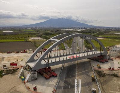 New Palermo-Catania-Messina High-Capacity Railway Contract for Webuild