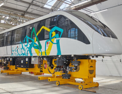 Alstom Marks Major Milestone in Cairo Monorail Project