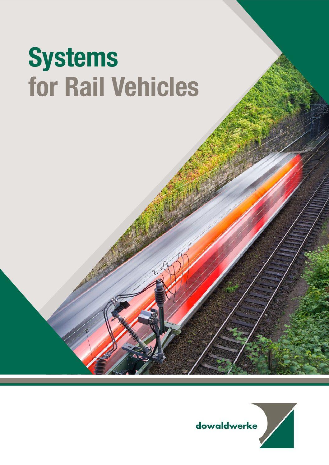 Dowaldwerke GmbH – Systems for Rail Vehicles