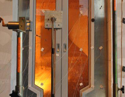 Dowaldwerke_Door_in_Fire_Protection_Test