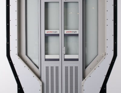Dowaldwerke_Integrated Door System for East Anglia