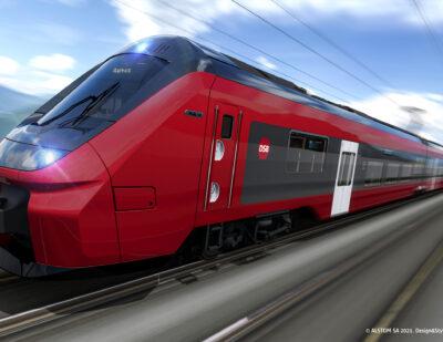 Alstom Wins Denmark's Largest Ever Railway Contract